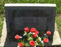 Irene Bernice <I>Middaugh</I> Jefferson