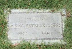 Mary Estelle <I>Webb</I> Long