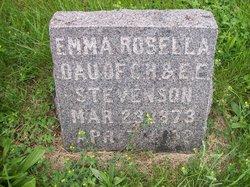 Emma Rosella Stevenson