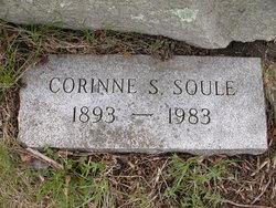 Corrine S Soule