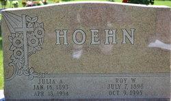 Roy William Hoehn
