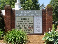 Rockwell Baptist Church Cemetery