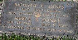 Richard E Jones