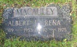 Albert V Macauley