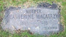 Catherine MacAuley