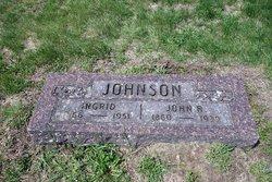 Ingrid <I>Overybye</I> Johnson