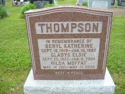 Beryl Katherine Thompson