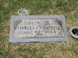 Shirley A <I>Campbell</I> Campbell