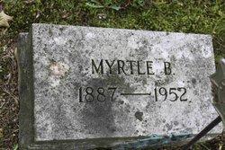 Myrtle <I>Burlingame</I> Alexandria
