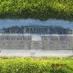 Florence W. Raddon