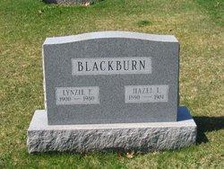 Hazel L <I>Iseman</I> Blackburn
