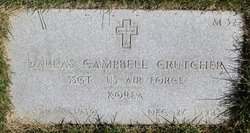 Dallas Campbell Crutcher