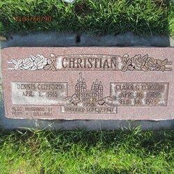 Clara Christian