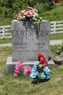 Minnie <I>Lowber</I> Curtsinger