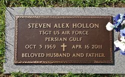 Steven Alex Steve Hollon 1969 2011 Find A Grave Memorial