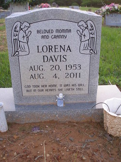 Lorena Faye <I>Key</I> Davis