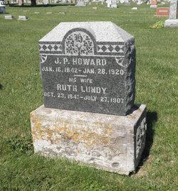 Ruth <I>Lundy</I> Howard