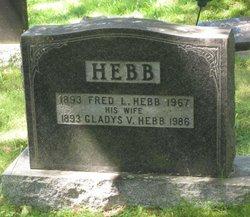 Gladys V Hebb