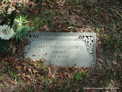 Clarice Pauline <I>Strange</I> Goodwin/Hurlbut