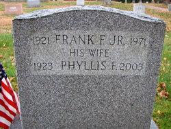 Sgt Frank F Cadrain, Jr