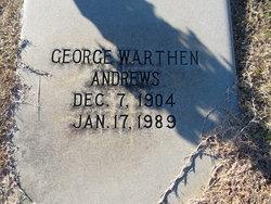 George Warthen Andrews
