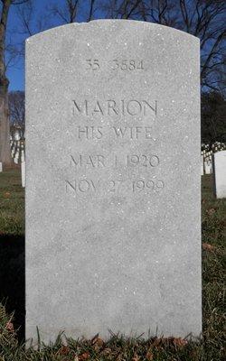 Marion Evelyn <I>Carlon</I> Spence