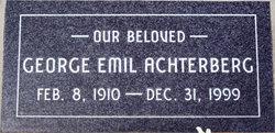 George Emil John Achterberg