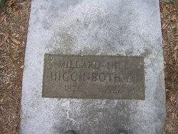 Millard Hill Higginbotham Sr.