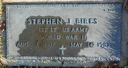 Stephen J Bires