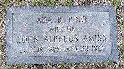 Ada <I>Pino</I> Amiss
