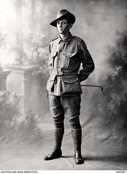 Pvt Algernon Cedric Francis