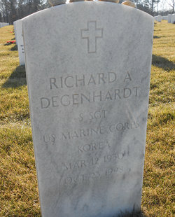 Richard A Degenhardt