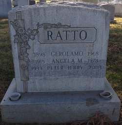 Peter Jerry Ratto