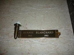 """Bernard """"Bernie"""" Blanchard"""
