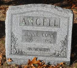 Jennie <I>Conn</I> Angell