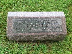 Bertha Leota <I>Howard</I> Carpenter