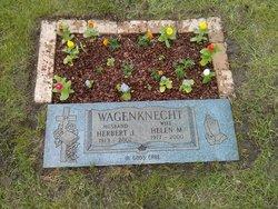 """Herbert Jacob """"Hj"""" Wagenknecht"""