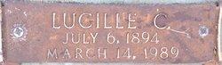 Lucille E <I>Coco</I> Bordelon