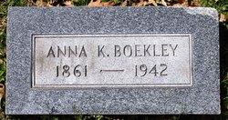 Anna Boekley