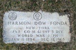 PVT Harmon Dow Fonda