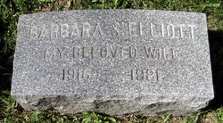 Barbara Brewster Halsey <I>Scott</I> Elliott