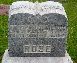 John Oliver Rose