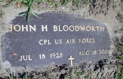 John Henry Bloodworth, Sr