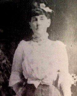 """Mary Frances """"Mollie"""" <I>Hill</I> Alcorn"""