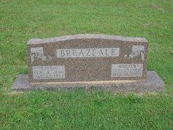 Sarah Frances <I>Ellison</I> Breazeale