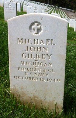 Michael John Gilkey