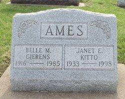 Belle Marcia <I>Ames</I> Gierens