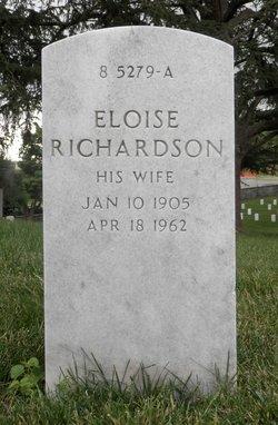Eloise Richardson <I>Kilby</I> Duckworth