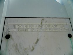 Dolcilip Alphonsine <I>Terrebonne</I> Cheramie