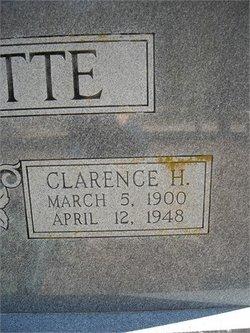 Clarence Haddon Jenrette